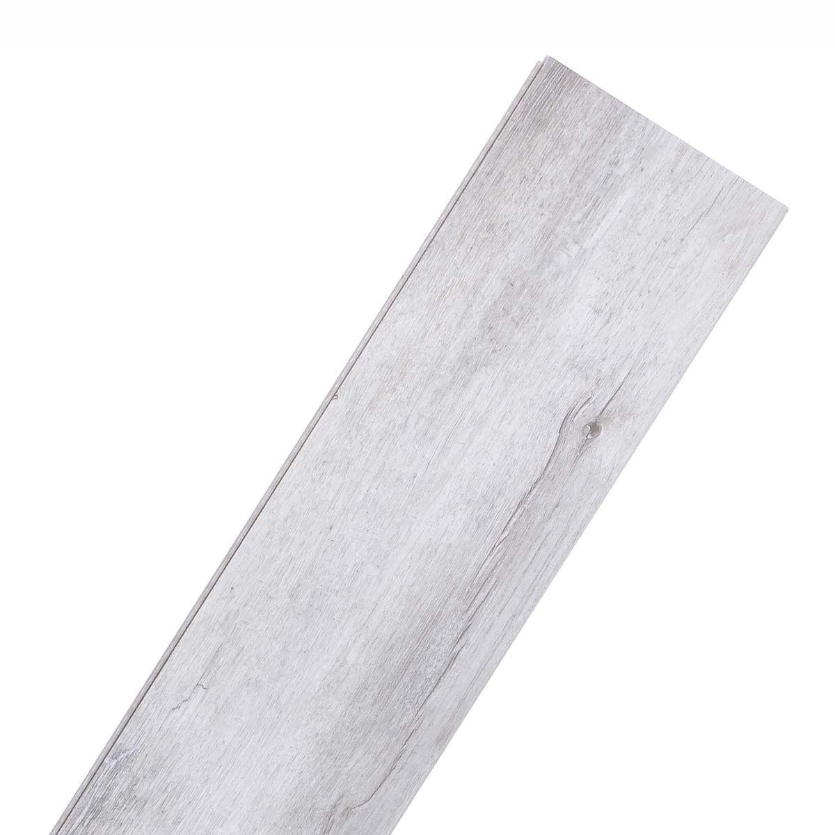 Lame clipsable effet vintage blanc grisé 4mm Grezzana