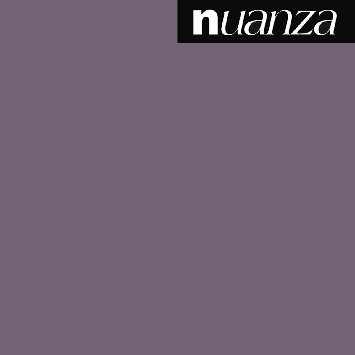 Peinture prune satin monocouche Nuanza