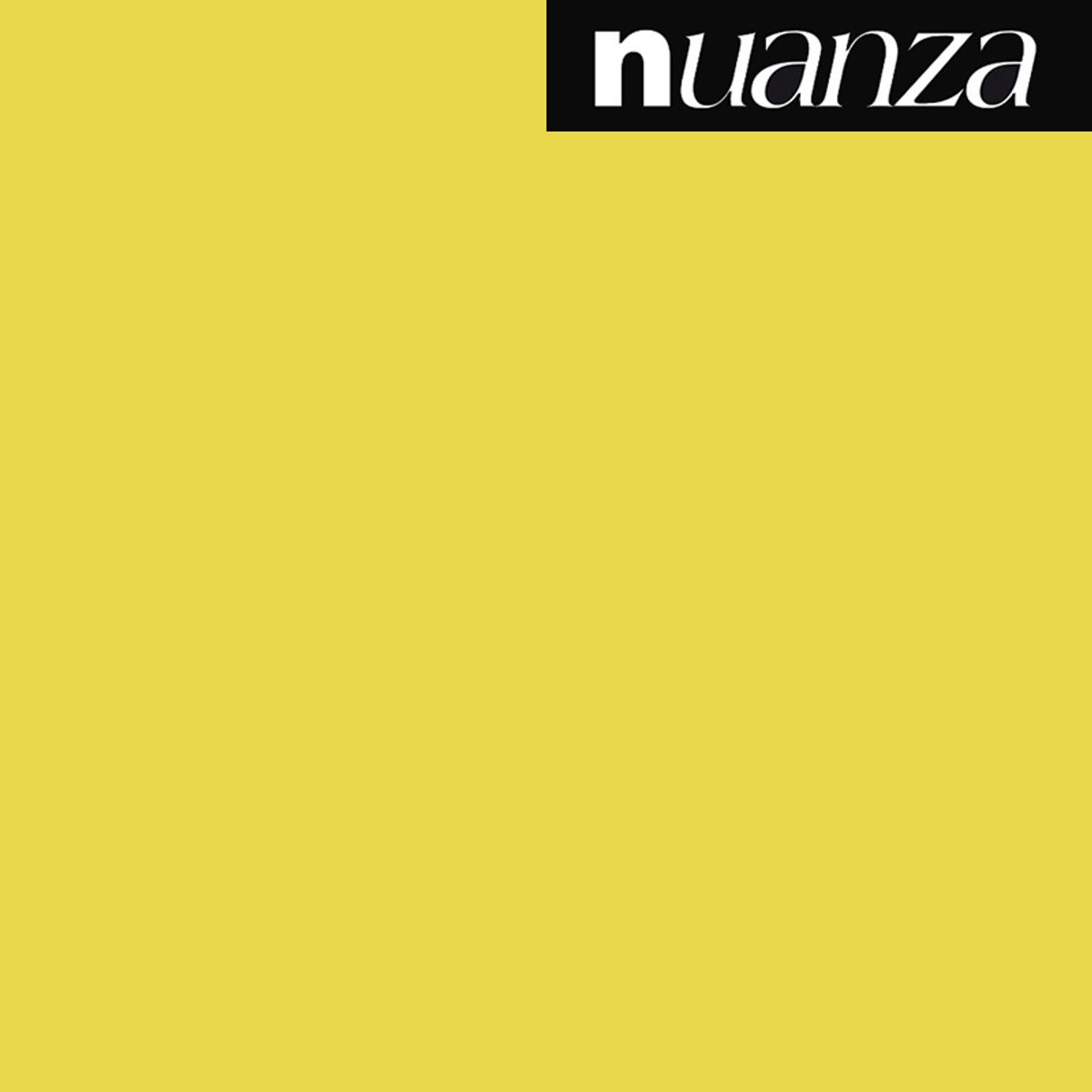 Peinture jaune moutarde satin monocouche Nuanza