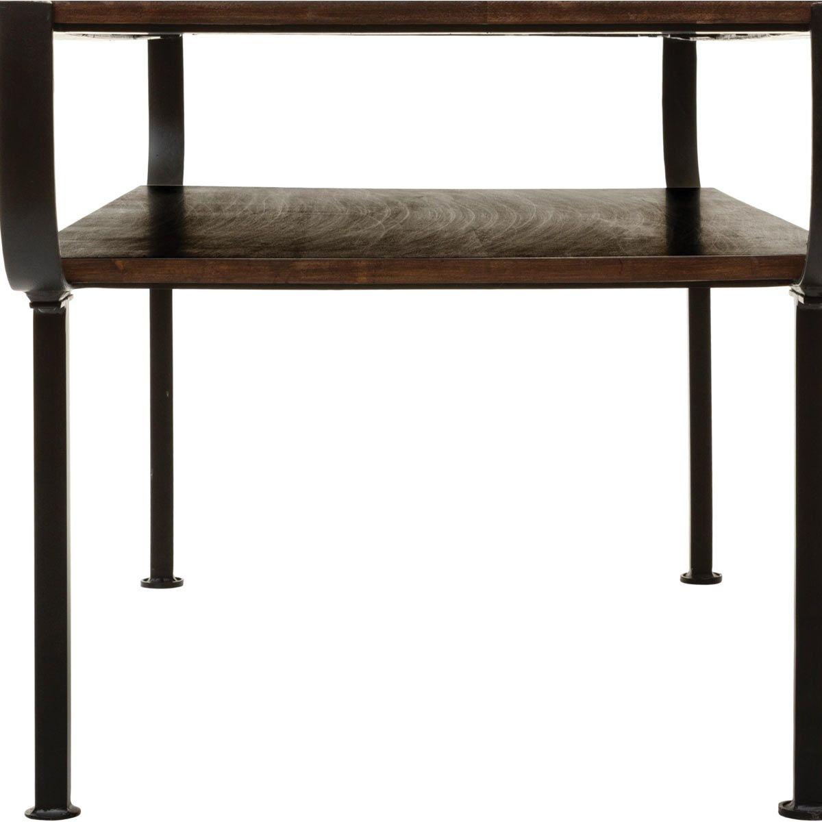 Table basse en bois de manguier