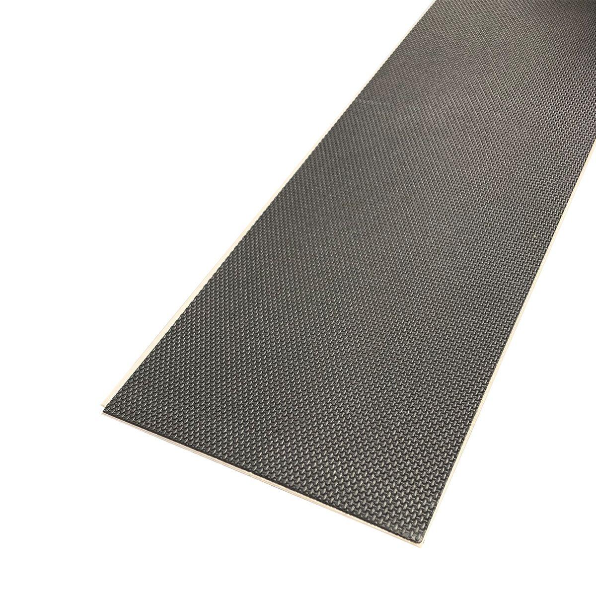 Lame PVC clipsable XXL chêne naturel clair 5mm Teramo