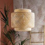 Suspension en bambou Liby