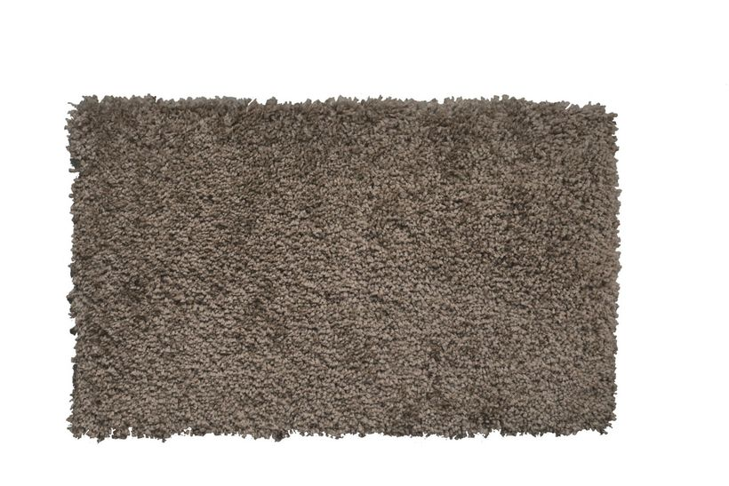 Tapis shaggy gris anthracite Softy 160x230 cm