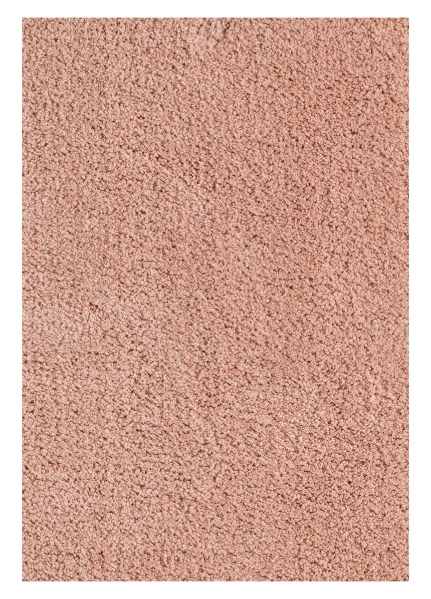 Tapis velours ras rose dragée Cosy 120x170 cm