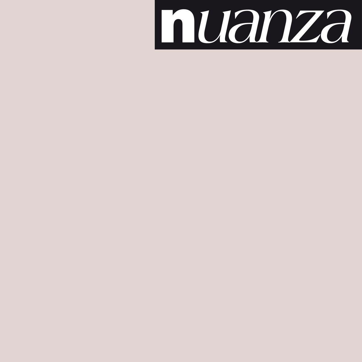 Peinture rose pâle satin multisupports Nuanza 2.5l