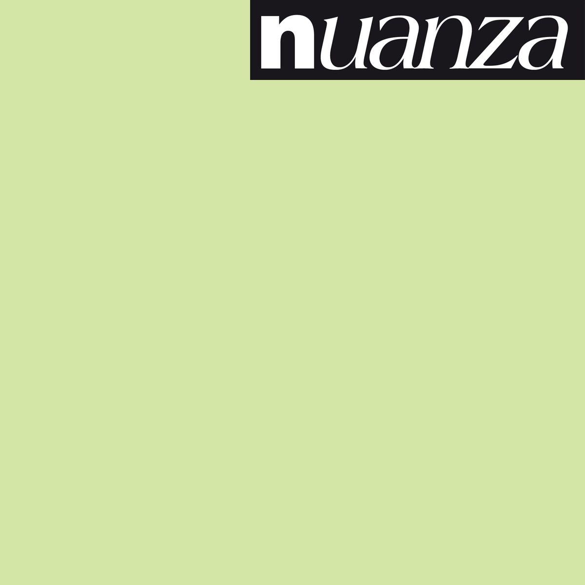 Peinture Nuanza satin monocouche amandine 2.5l