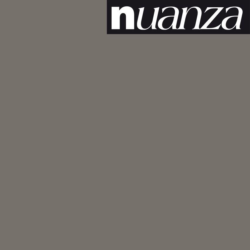 Peinture poivre satin multisupports Nuanza 0.5l