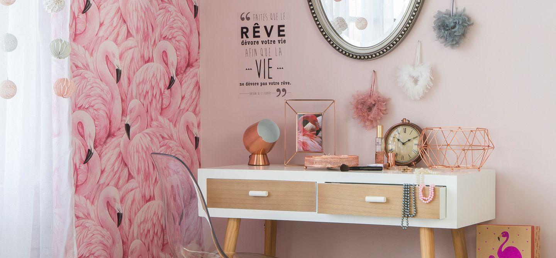 peinture paillette rose p le nuanza 2l kalico. Black Bedroom Furniture Sets. Home Design Ideas