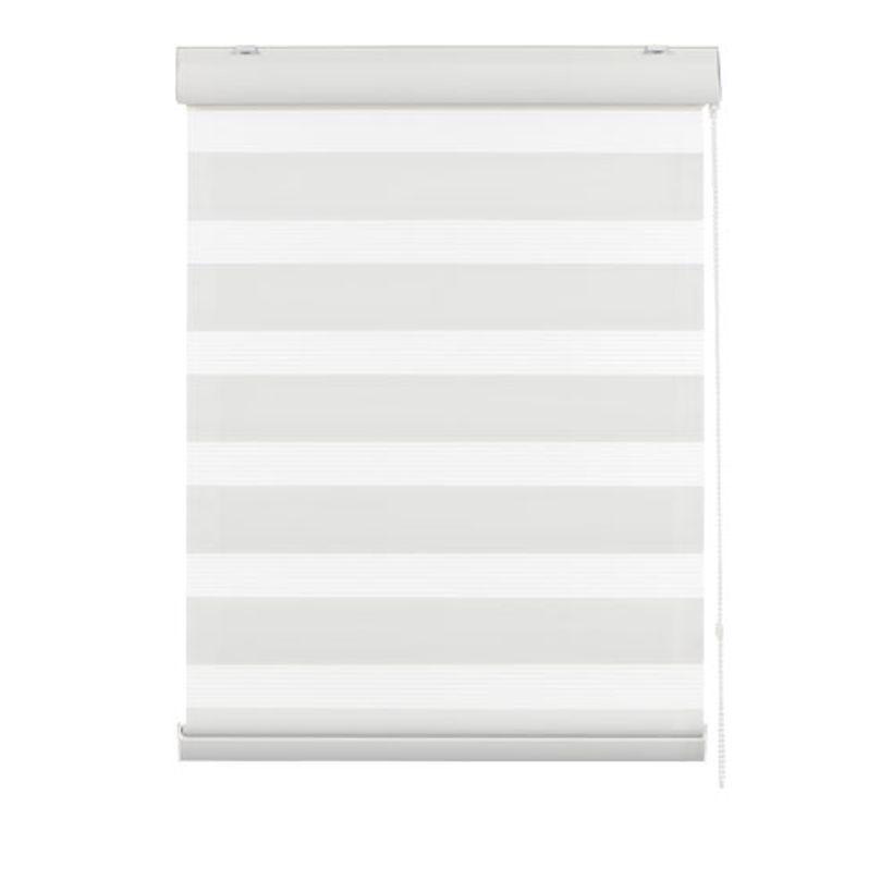 Store Jour-Nuit enrouleur blanc Greenland 110x240 cm