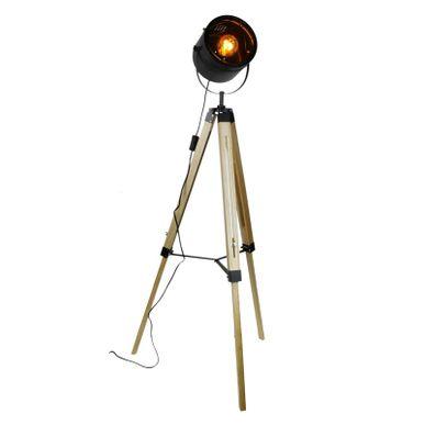 Lampadaire Trépied Industriel Luminaire Pas Cher Kalico
